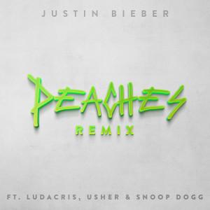Album Peaches (Remix) from Justin Bieber