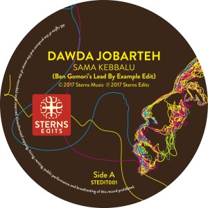 Album Sama Kebbalu (Ben Gomori's Lead by Example Edit) from Dawda Jobarteh