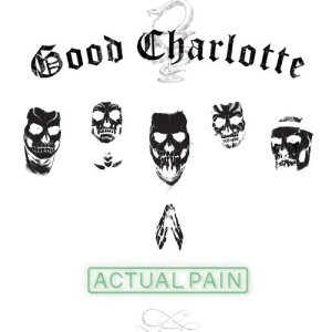 Album Actual Pain from Good Charlotte