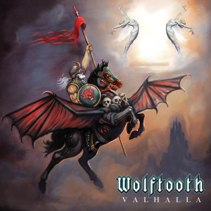Listen to Fear For Eternity song with lyrics from Wolftooth