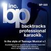 Backtrack Professional Karaoke Band Album Karaoke - In the style of Teenage Musical, Vol. 1 Mp3 Download