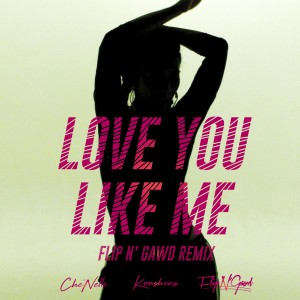Che'Nelle的專輯Love You Like Me (FlipN'Gawd Remix) [feat. Konshens]