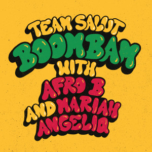 Album Boom Bam from Afro B