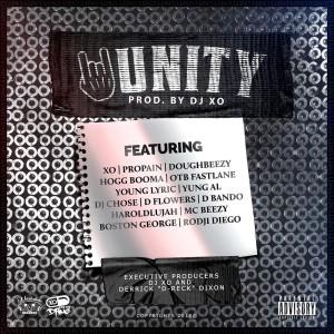 Album Unity, Vol. 1 from DJ X.O.