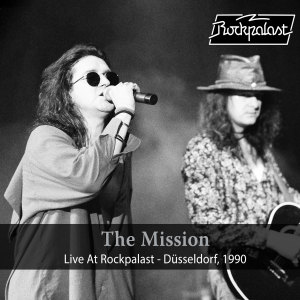 Album Live at Rockpalast from The Mission