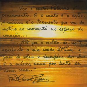 Album Paulo Cesar Pinheiro from Paulo Cesar Pinheiro