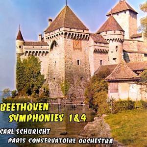 Beethoven: Symphony Nos. 1 & 4