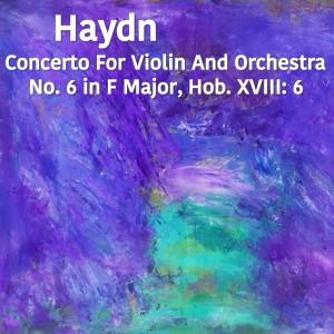 Album Haydn Concerto For Violin And Orchestra No. 6 in F Major, Hob. XVIII: 6 from Antonina Petrov