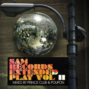 Album SAM Records Extended Play - Vol II from Prince Club & Poupon