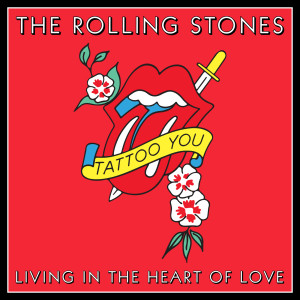 Album Living In The Heart Of Love from The Rolling Stones