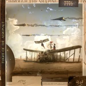Album Flight of the Aeronaut from Vian Izak