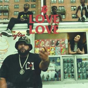 Album Love Love (feat. Zandra Kaye) (Explicit) from Nems