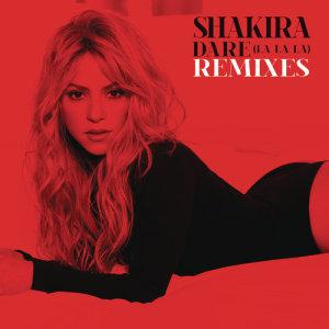 Shakira的專輯Dare (La La La) Remixes