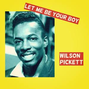 Album Let Me Be Your Boy from Wilson Pickett