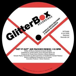 Album Set It Out (Dr Packer Remix) from Boris Dlugosch