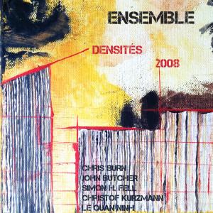 Album Densités 2008: Smokesands from Ensemble