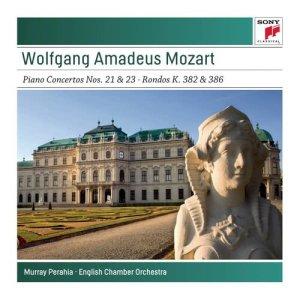 Murray Perahia的專輯Mozart: Concertos for Piano Nos. 21 & 23