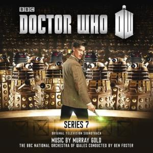 Murray Gold的專輯Doctor Who - Series 7 (Original Television Soundtrack) [Deluxe Version]