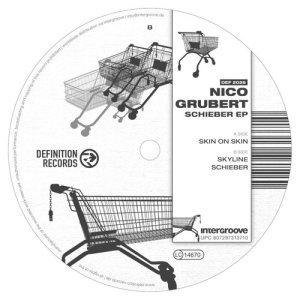 Album Schieber EP from Nico Grubert