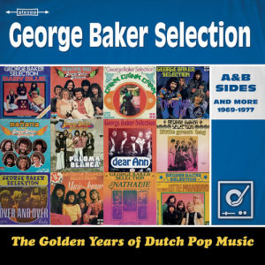 Album Golden Years Of Dutch Pop Music from George Baker Selection