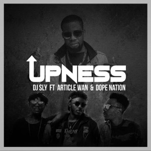 Album Upness from DJ SLY