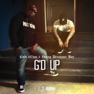 Album G'd Up (Explicit) from Cold 187um