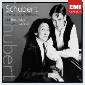 Ian Bostridge的專輯Schubert: die Schöne Müllerin
