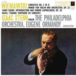 Wieniavski: Concerto No. 2, Op. 22 - Saint-Saens: Introduction and Rondo Capriccioso, Op. 28 - Ravel: Tzigane