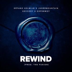 Listen to Rewind song with lyrics from Défano Holwijn
