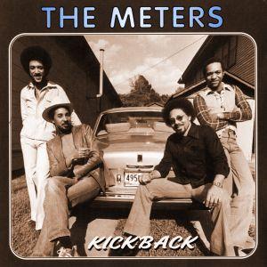 Album Kickback from The Meters