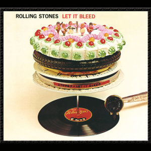The Rolling Stones的專輯Let It Bleed