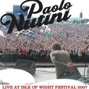 Album Live at Isle Of Wight Festival, 2007 (US Digital EP) from Paolo Nutini