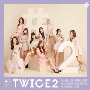 TWICE的專輯#TWICE2