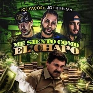 Album El Chapo from Los Yacos
