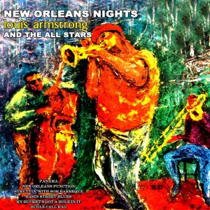 Louis Armstrong的專輯New Orleans Night