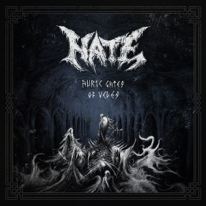 Album Auric Gates of Veles from HATE