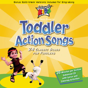 Album Toddler Action Songs from Cedarmont Kids