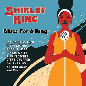 Album I Did You Wrong from Shirley King