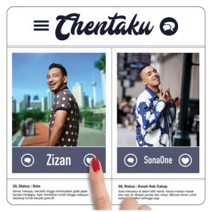Album Chentaku (feat. SonaOne) from Zizan