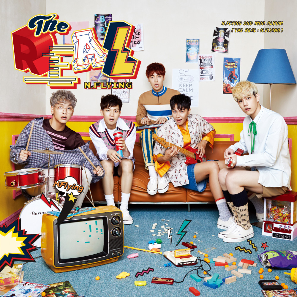 The Real 2017 N.Flying