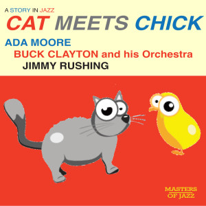 Album Cat Meets Chick: A Story in Jazz from Ada Moore