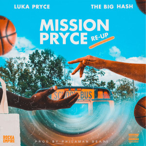 Album Mission Pryce from Luka Pryce