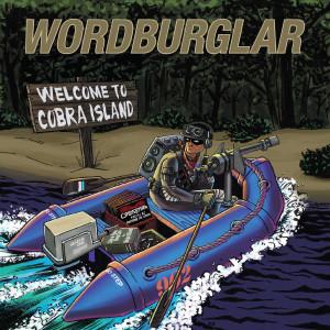Album Welcome to Cobra Island from Wordburglar