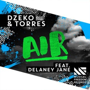 Album Air (feat. Delaney Jane) from Dzeko & Torres
