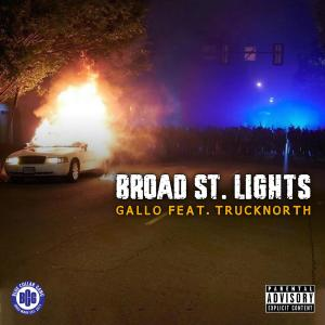 Album Broad St. Lights (feat. Truck North) from Gallo