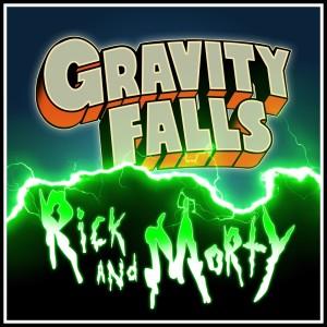 Album Gravity Falls X Rick & Morty (Epic Mashup) from L'Orchestra Cinematique
