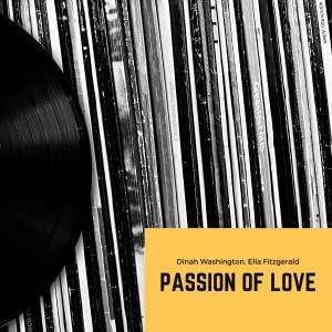 Dinah Washington的專輯Passion of Love
