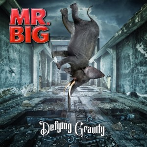 Album Forever and Back from Mr. Big