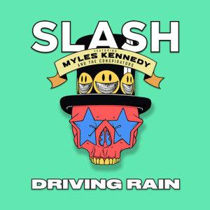 Album Driving Rain (Explicit) from Myles Kennedy
