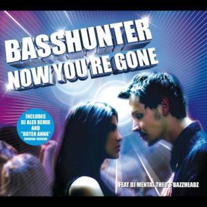 Basshunter的專輯Now You're Gone (feat. DJ Mental Theos Bazzheadz)